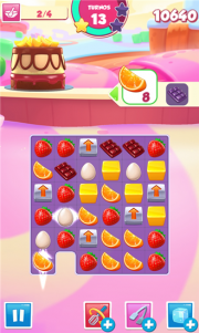 Pastry Paradise el nuevo juego de Gameloft para Windows Phone y Windows 8