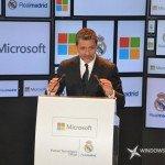 Microsoft y el Real Madrid presentan su nueva plataforma digital [Actualizado]