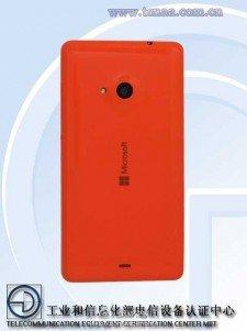 El Lumia RM-1090 se deja ver por primera vez.