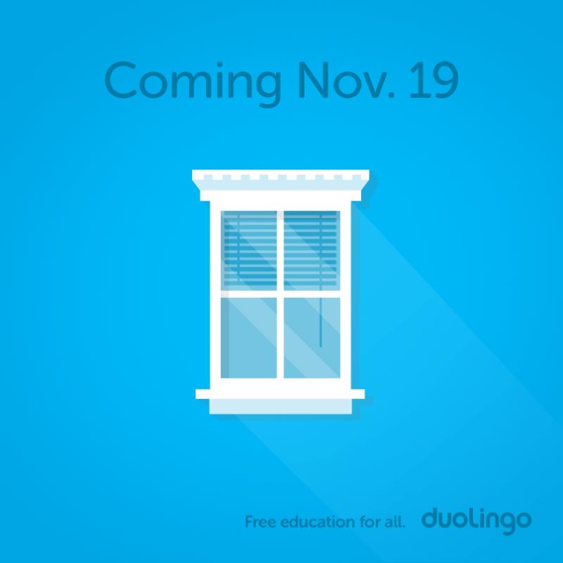 Lanzamiento de Duolingo para Windows Phone