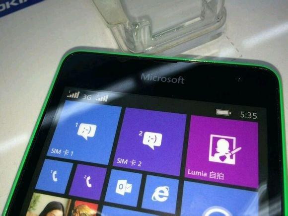 lumia 535 detalle