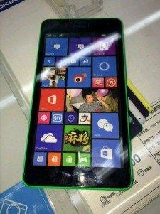 lumia 535 frontal