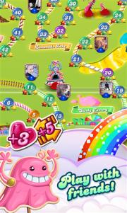 Candy Crush Saga finalmente llega a Windows Phone