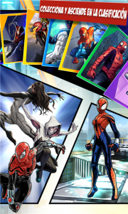 SpiderMan Unlimited se actualiza recibiendo su primer Spider-Verso