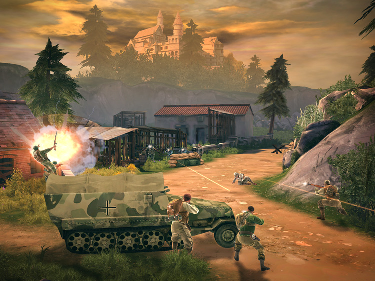 Brothers in Arms 3: Sons of War, ya disponible para Windows Phone el nuevo juego de Gameloft