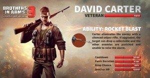 Brothers in Arms 3: Sons of War el nuevo juego de Gameloft que llegará en Diciembre