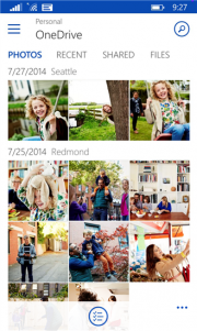 OneDrive se actualiza con múltiples novedades