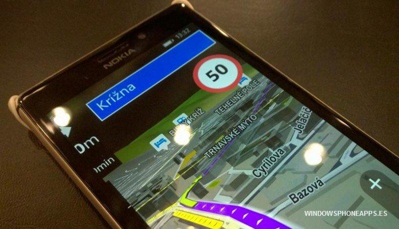 Sygic para Windows Phone