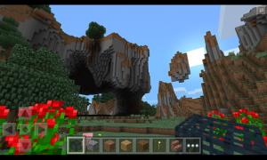 Minecraft Pocket Edition ya disponible para Windows Phone