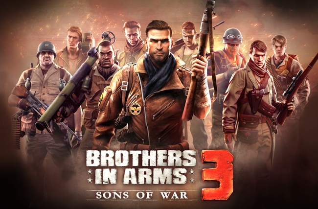 Brothers in Arms 3: Sons of War  - Windows Phone