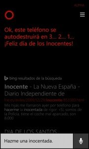 Windows España nos presenta su colección de vídeos de Cortana