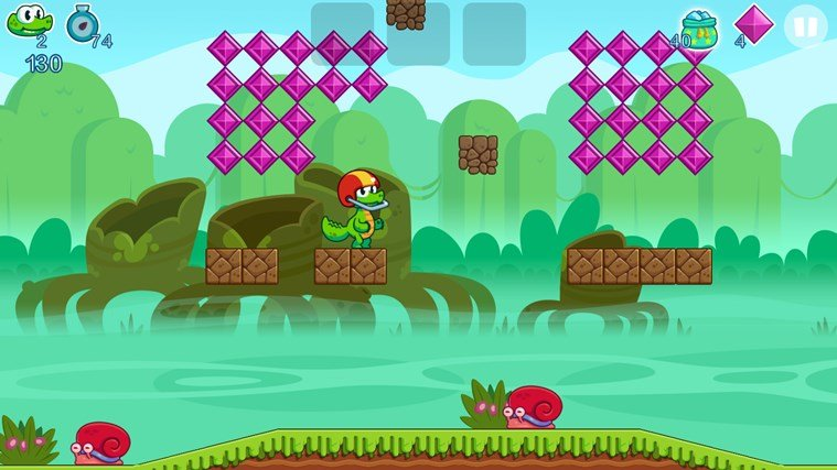 Croc's World 2 windows 8
