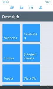 Disqus actualiza su aplicación con un diseño renovado