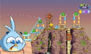 Angry Birds Stella llega a Windows Phone con logros Xbox