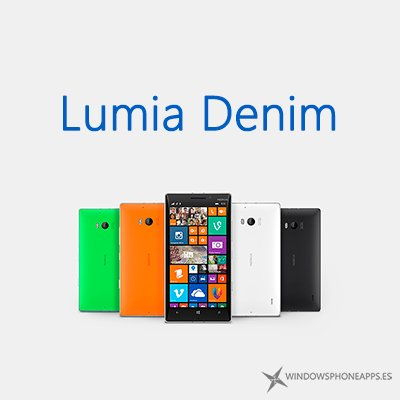 Lumia Denim (1x1)