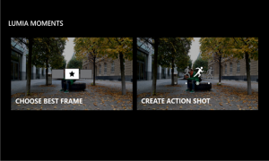 Lumia Moments, la nueva App de Microsoft
