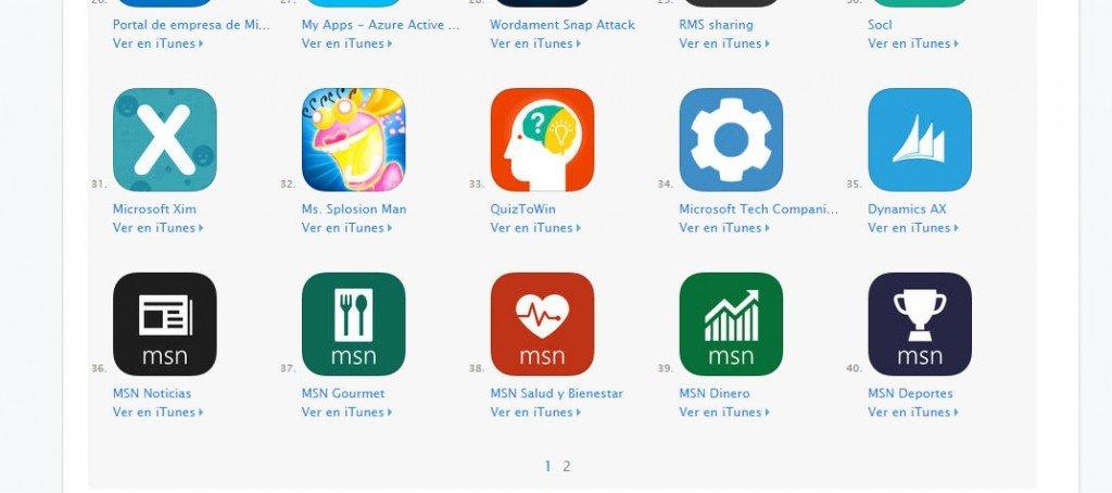 msn app store