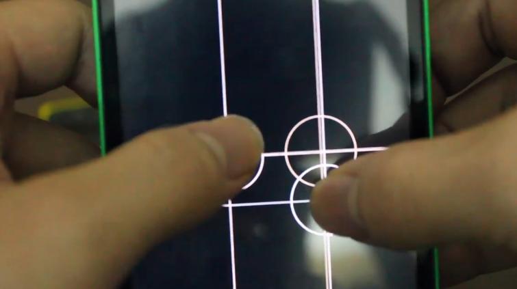 Problemas de la pantalla táctil del Lumia 535