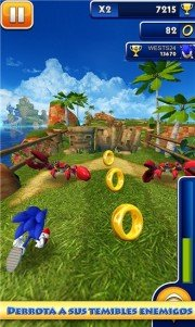 Sega nos trae Sonic Dash a Windows Phone 8/8.1