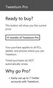 Tweetium llega a la versión 3.0 con muchas novedades