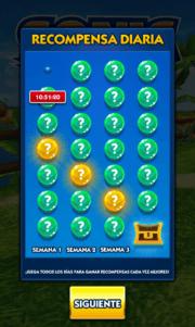 Sonic Dash se actualiza con cambios en la interfaz y más