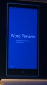 Se presenta la nueva versión de Office como aplicación universal