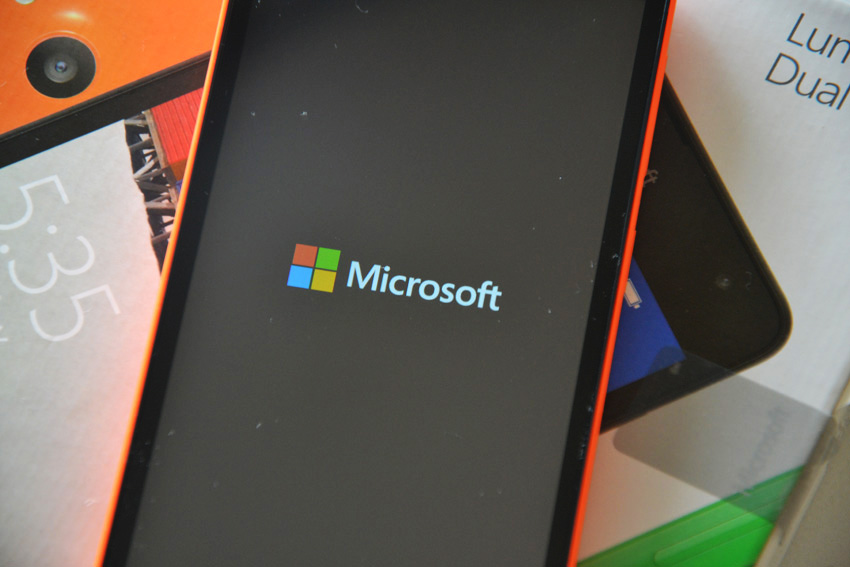 Microsoft Mobile Lumia 535
