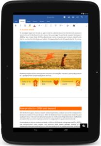 Microsoft renueva Outlook para iOS y las apps para Android dejan de ser Preview