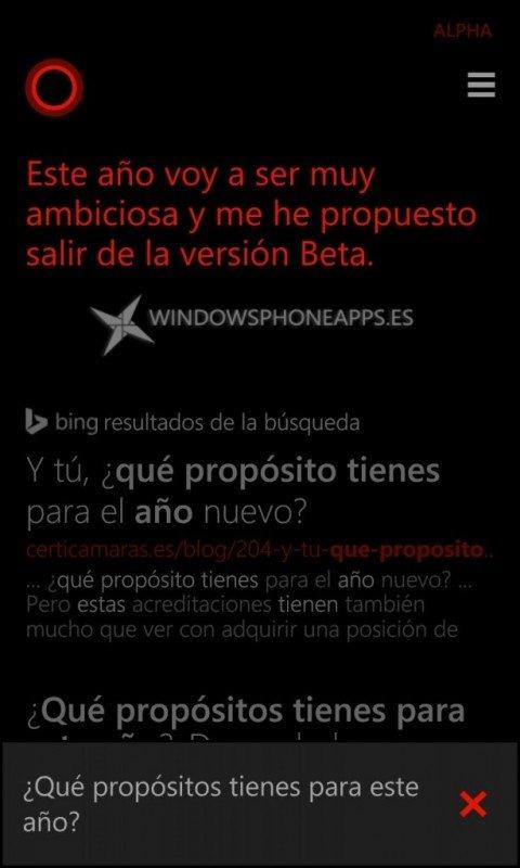 Cortana 2015