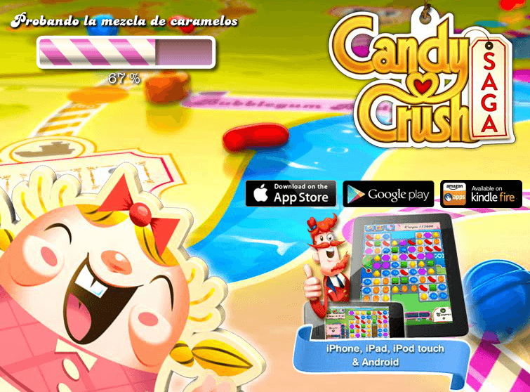 candy crush soporte