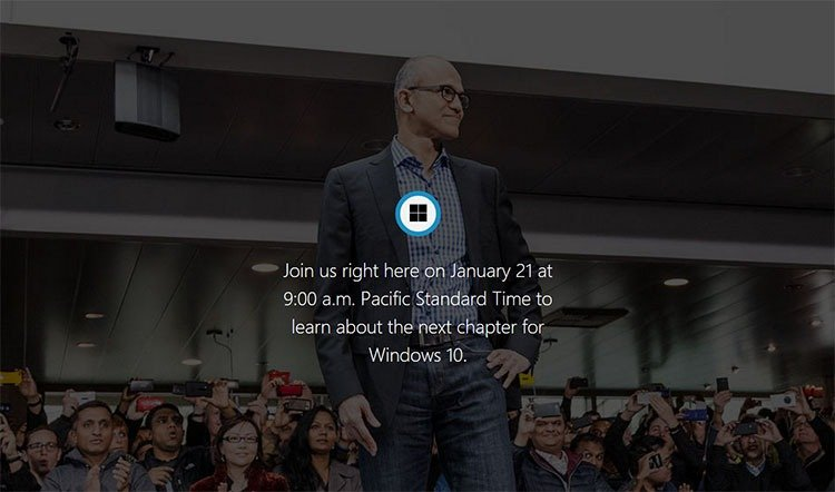 streaming evento el 21 de Enero