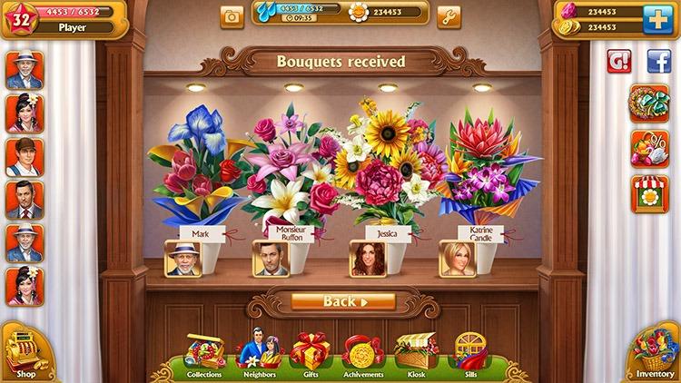 flowers house 1