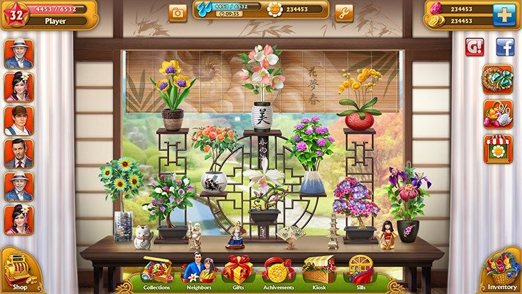 flowers house 2