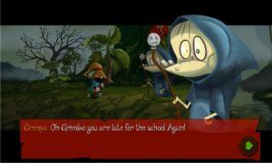 Grimbo un gran juego de plataformas exclusivo para Windows Phone