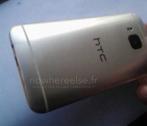 Filtradas dos imágenes del HTC M9, dispositivo que llegaría con Windows Phone