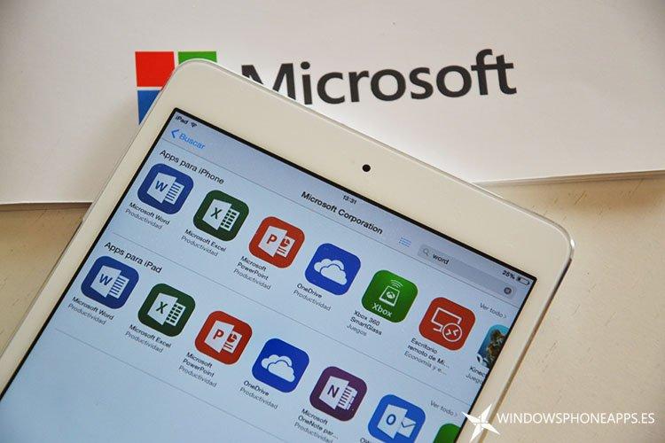 microsoft-apps-ios