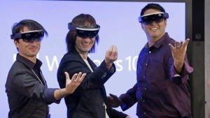 Hololens, el nuevo proyecto de Microsoft