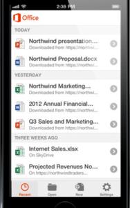 ¿Así es el nuevo Office para Windows Phone? [ACTUALIZADO]