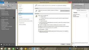 Filtramos imágenes de Outlook en Office 16