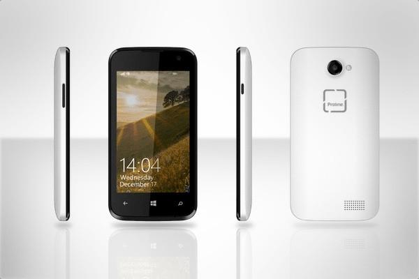 pinnacle windows phone