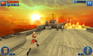 Dead Route, un juego de correr sin fin diferente