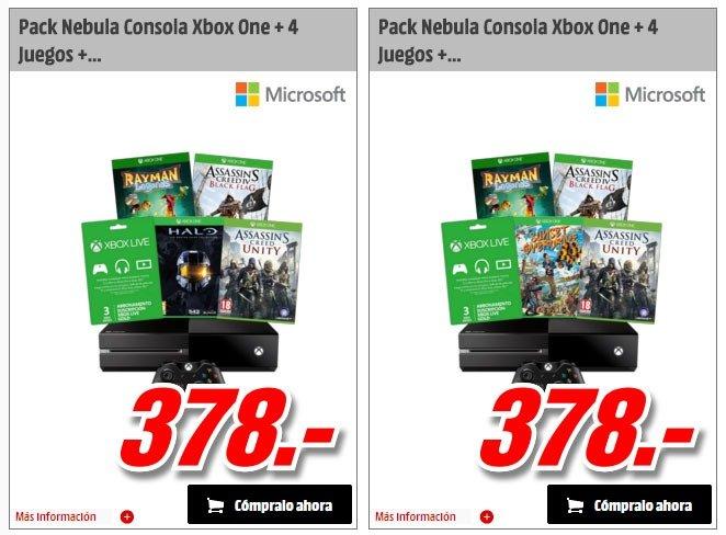 comprar una Xbox One