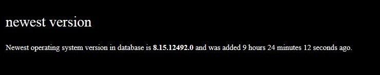 Build-8.15.12492