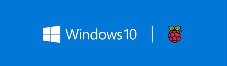 Raspberry Pi - windows 10