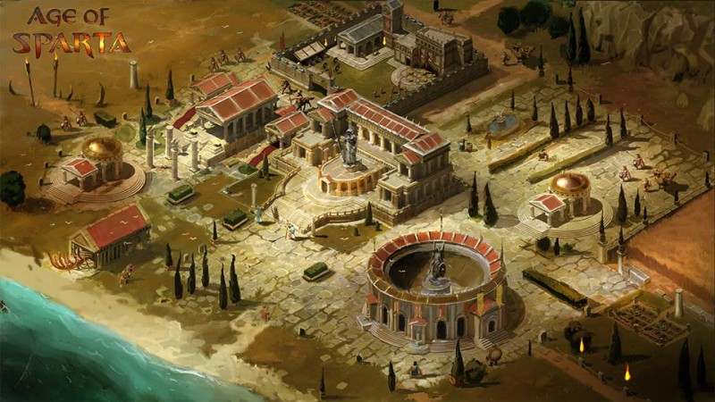 age of sparta wp