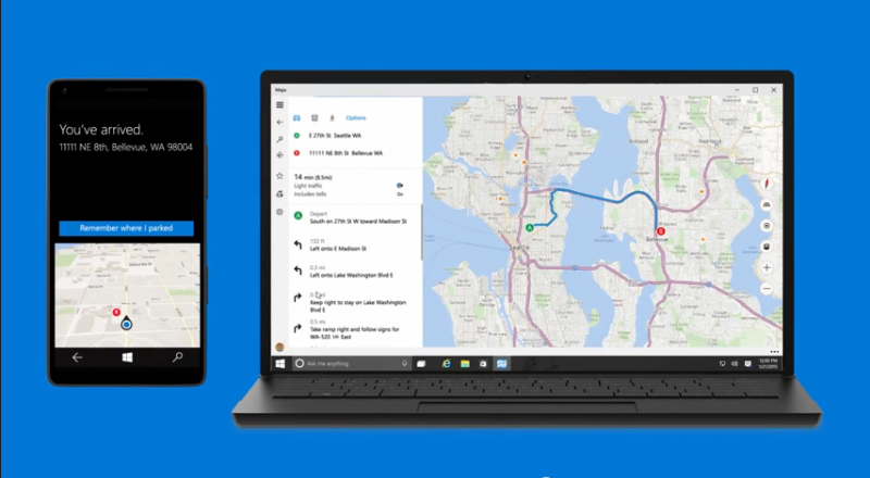 Cortana toma vida en Windows 10 (vídeo)