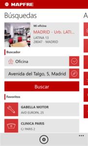 MAPFRE apuesta por Windows Phone lanzando su aplicación oficial para España