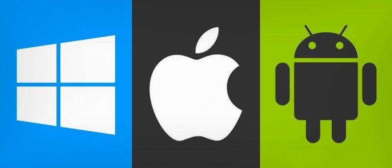 windows-ios-android