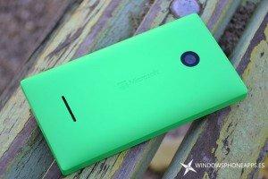 Microsoft Lumia 435 en nuestras manos, desempaquetado y galería