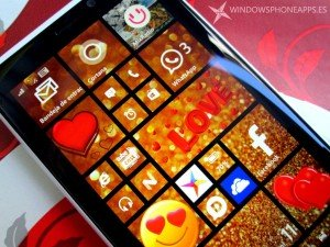 san valentin windows phone